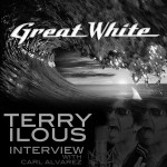 Terry Ilous Interview - XYZ Great White - Metal Moment Podcast 069