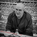 Devin Townsend Masters Of Rock 2013 Press Conference - Metal Moment Podcast 076