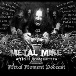 Metal Mike Chlasciak Halford Interview - Metal Moment Podcast 041