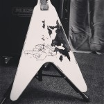 Bonus - James Hetfield's White Electra Kill em All Flying V Guitar, on the Dog Days of Podcasting Day 22