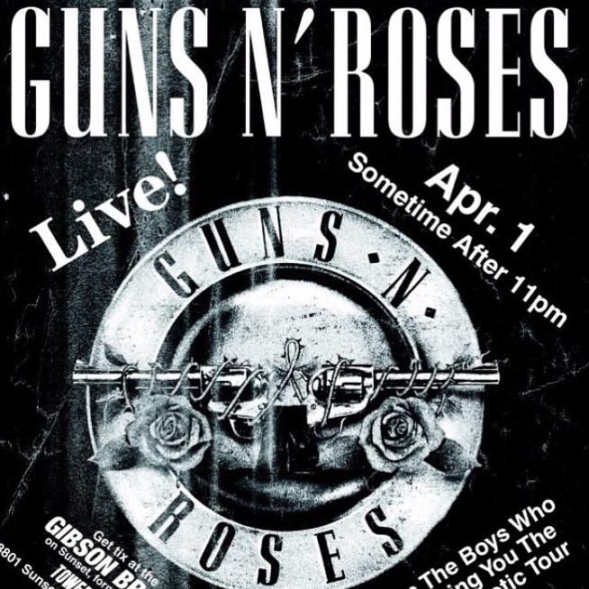 f3c6b48ffc5 Bonus – Guns N  Roses Troubadour